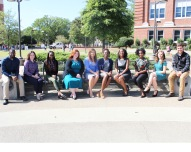 CHANGE Lab fall 2017 picture day