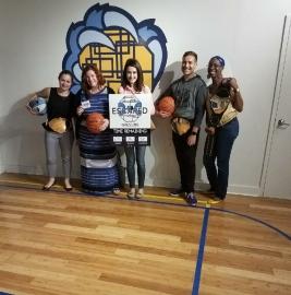 The CHANGE Lab escaped the Grizzlies at the Memphis Escape Room!