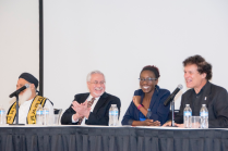 Hooks Institute panel speakers
