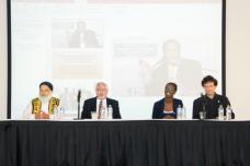 Hooks Institute panel