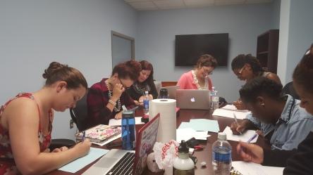 CHANGE Lab writing group