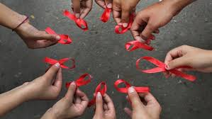 HIV hands
