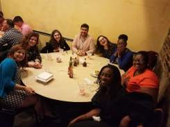 CHANGE Lab dinner in New Orleans